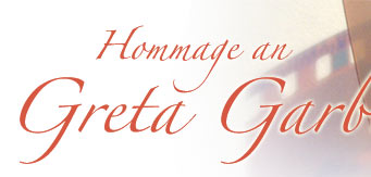 Homage to Greta Garbo